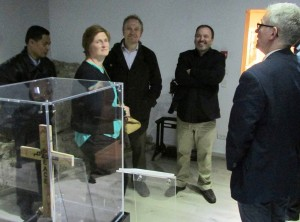 Guidance and Training Center for the Child and Family Visits the Bethlehem Museum