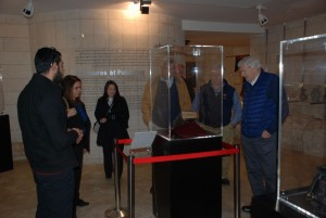 UNICEF Representatives Visit the Bethlehem Museum