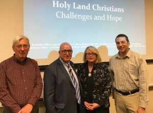 HCEF, Brigham Young University (BYU) and The Mormon Church Partner to Work Together to Support Palestinians